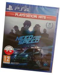 Need for Speed (PS4) PO POLSKU