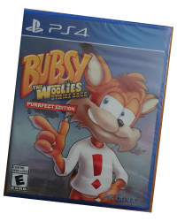 Bubsy: The Woolies Strike Back Limited (PS4)