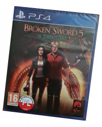 Broken Sword 5: The Serpents Curse (PS4) PO POLSKU
