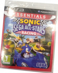 Sonic Sega Allstars Racing (PS3)