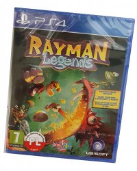 Rayman Legends (PS4) PO POLSKU