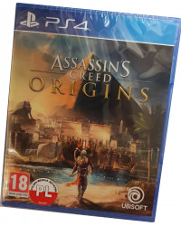 Assassins Creed: Origins (PS4) PO POLSKU