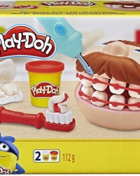 HASBRO Play Doh Ciastolina Mini Dentysta E4919