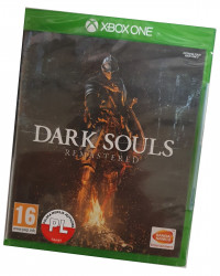 Dark Souls Remastered (XBOX ONE) PO POLSKU