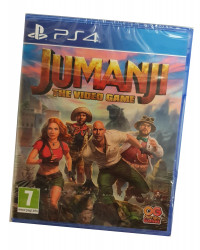 Jumanji The Video Game (PS4)