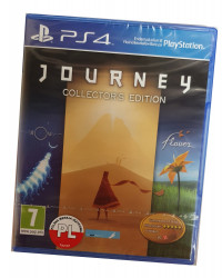 Podróź - Journey (PS4) PO POLSKU