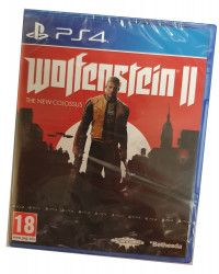 Wolfenstein 2 The New Colossus (PS4) PO ANGIELSKU