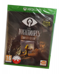 Little Nightmares Complete Edition (XBOX ONE) PO POLSKU