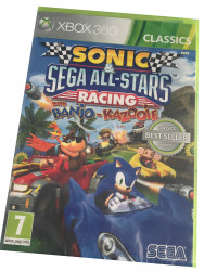 Sonic All Stars Racing with Banjo Kazooie (X360)
