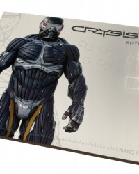 Artbook CRYSIS 2 NANO EDITION 175 stron