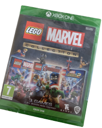Lego Marvel Collection (XBOX ONE) 3 gry
