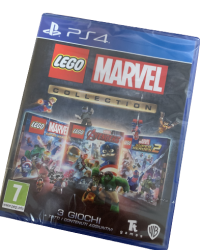 Lego Marvel Collection (PS4) 3 gry