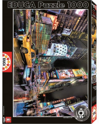 Puzzle 1000 Times Square / Nowy York EDUCA