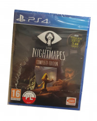 Little Nightmares Complete Edition (PS4) PO POLSKU