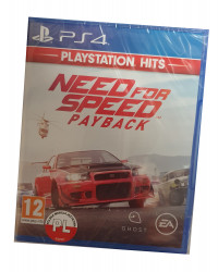 Need for Speed Payback (PS4) PO POLSKU