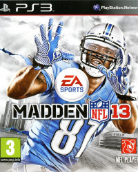 Madden NFL13 (PS3)