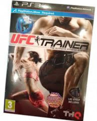 UFC Personal Trainer + Opaska (PS3) MOVE
