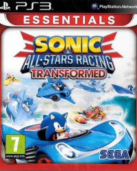 Sonic Sega All-Stars Racing Transformed (PS3)