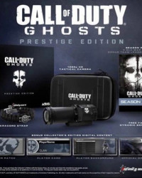 Call of Duty GHOSTS PRESTIGE EDITION (PS3)