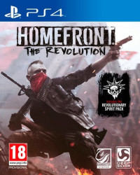Homefront The Revolution (PS4) PO POLSKU